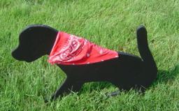 Yard Shadow: Puppy Medium